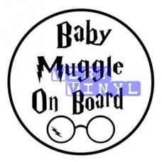 Harry Potter - Baby Muggle on Board