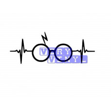 Harry Potter - Heart Beat Glasses