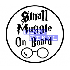Harry Potter - Small Muggle on Board