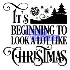 Beginning To Look Like Christmas