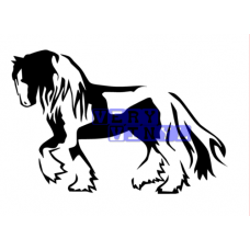 Gypsy Cob Horse 1