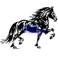 Friesian Horse 2