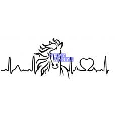 Horse Heart Beat