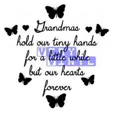 Grandmas - Hold out Hands