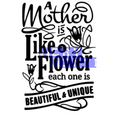 A Mother is Like a Flower (Nanny)