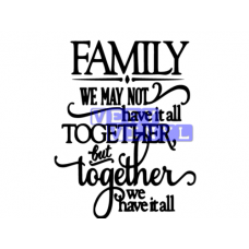 Family - All Together