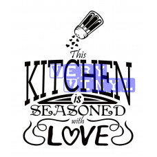 Kitchen - Seasoned with Love